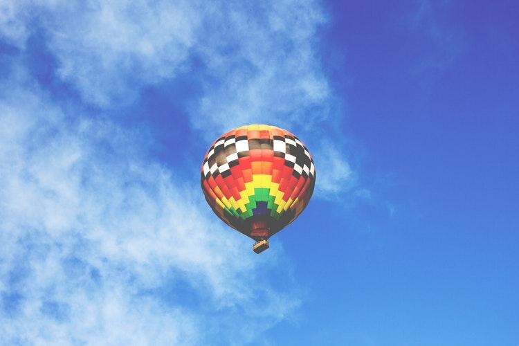 Hot Air Balloon in Hunterdon County NJ