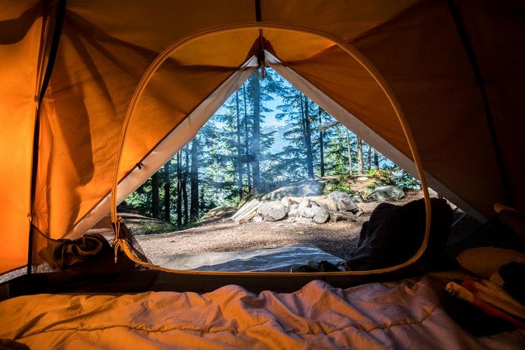 Camping in Huntderon County NJ