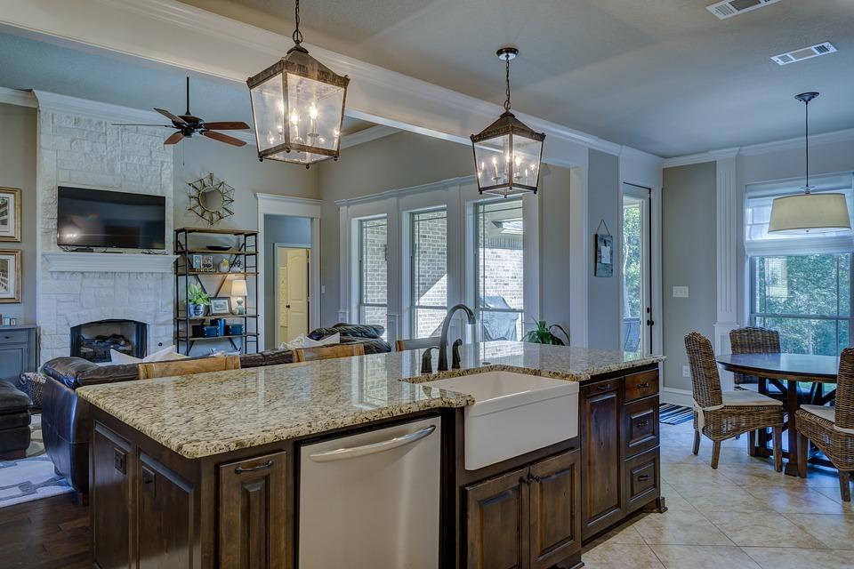 Custom home floor plan in Hunterdon County NJ