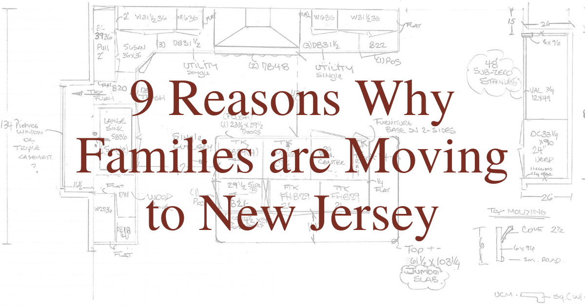 9 Reasons Why Families are Moving to New Jersey