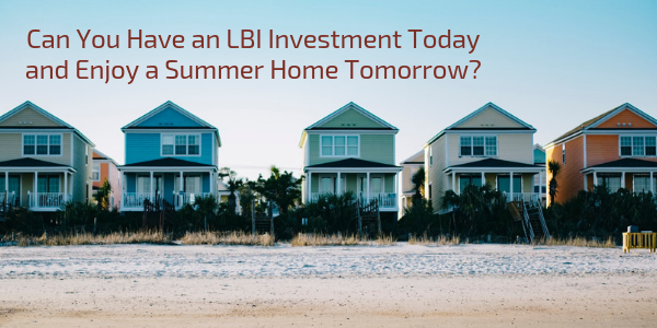 Investing on Long Beach Island Blog Updated for 2020