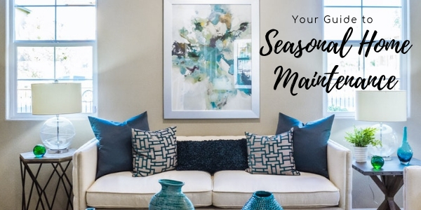 Your Guide to Seasonal Home Maintenance [New Jersey Custom Home]