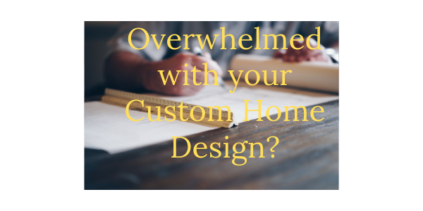 Overwhelmed with Your New Jersey Custom Home Design? [Should You Start from Scratch or With a Stock Plan?]