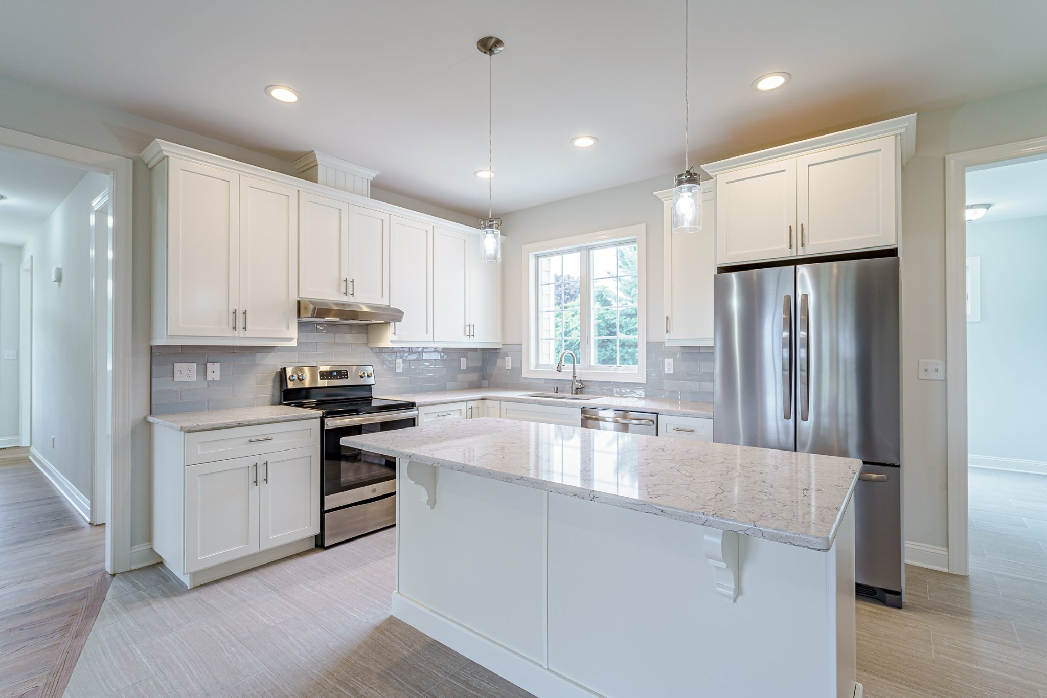 Custom Home in Tewksbury