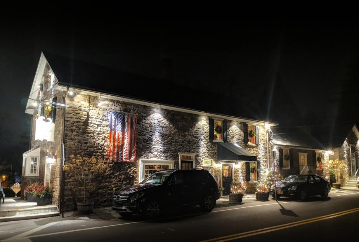 sergeantsville inn exterior photo in hunterdon county